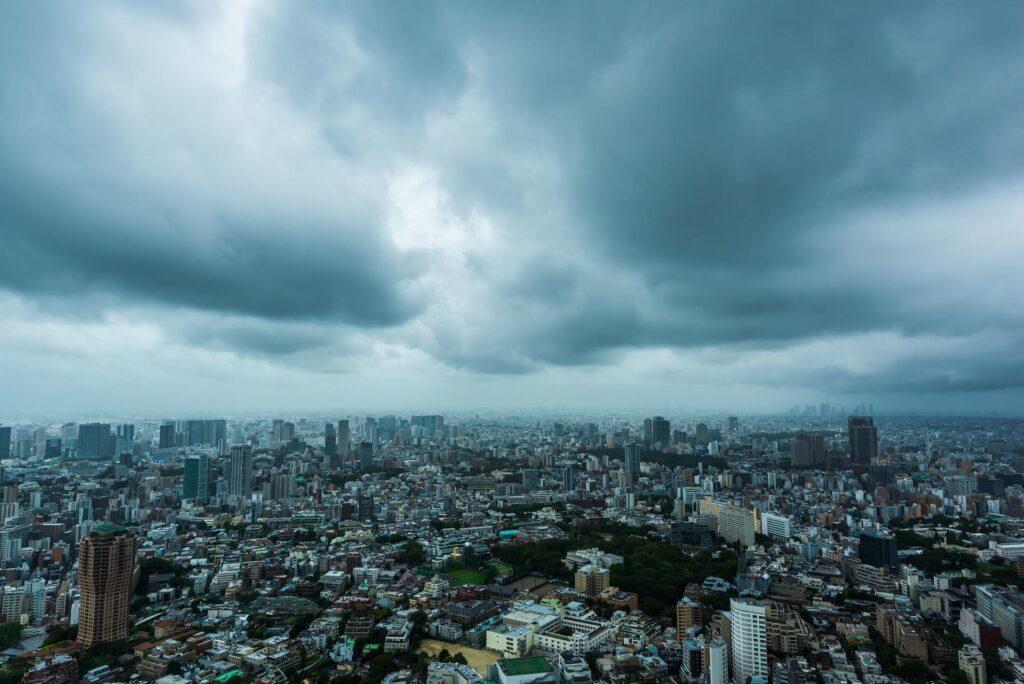 高まる台風・豪雨・洪水への不安
